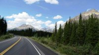 Icefields Parkway...